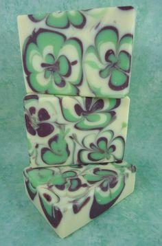 Blackberry Sage Goat's Milk Soap by KristysLovelyLathers on Etsy