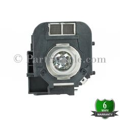 ELPLP50 OEM Replacement Lamp with Original #Osram #Bulb   Osram  New #Projector #Lamp with Module and #Housing  This item works with the following projectors: #EPSON #ELPLP50