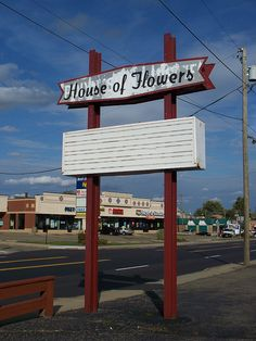 House Of Flowers.....Canton, Ohio. Canton House, Canton Ohio, Football Hall Of Fame, Cleveland Ohio, Business Signs, Sweet Home, Memories, Times, History