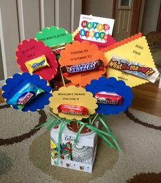 Over The Hill Gift For Some Birthday Laughs Baskets 60th