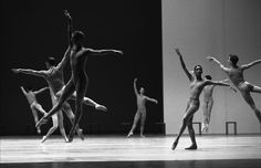 The Second Detail, performed by Ballet Frankfurt