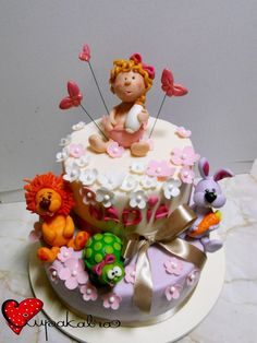 You have to check out these cakes! baby shower cake.ciupakabra cakes