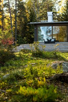 Summer Houses, Swedish House, Sustainable Living, Stables, Backyard Landscaping, My Dream Home, Cabins, Cottages, Sustainability