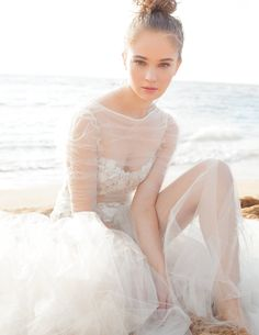Romantic Wedding Dresses - Fairy-Tale Wedding Dresses - Town & Country