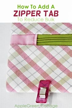 Easy sewing hacks are offered on our web pages. Have a look and you wont be sorry you did. Techniques Couture, Sewing Techniques, Sewing Hacks, Sewing Tutorials, Sewing Tips, Bag Tutorials, Sewing Ideas, Leftover Fabric, Love Sewing