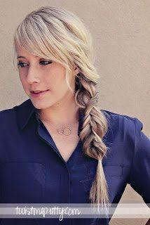 25+DIY+Hairstyle+Tutorials+for+Medium+to+Long+Length+Hair