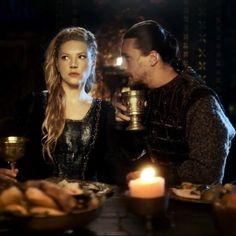 Lagertha and Kalf