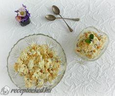 Ananászos rizssaláta Grains, Rice, Food, Turmeric, Essen, Meals, Seeds, Yemek, Laughter