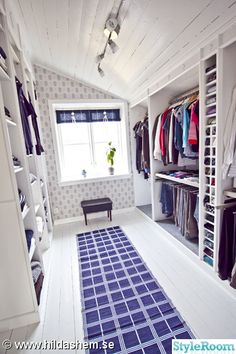 StyleRoom.se  - Walk-in-closet