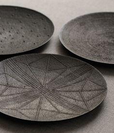 "larameeee: ""  Japan. Nanbu iron plate """