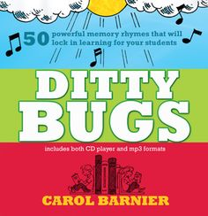 DITTY BUGS  Audio - CD