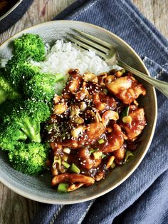 Kung Pao Chicken, Side Dishes, Food And Drink, Cooking Recipes, Asian, Meat, Dinner, Vegetables, Ethnic Recipes