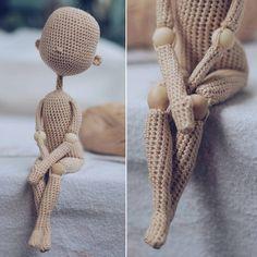 """Páči sa mi to: 1,524, komentáre: 47 – Deberdeeva Mira (@mira_loves_dolls) na Instagrame: """"Поступило предложение о продаже заготовок-шарнирок. Ок. Мне идея понравилась. С меня тело…"""""""