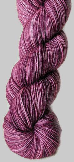 Sock Yarn Hand-dyed Yarn Hand-dyed Sock by SimplyEweFiberworks