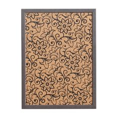 Memo Boards, Cork Boards, Flower Ornaments, Ornaments Design, Gifts For Friends, Gifts For Her, Storage Places, Hanging Art, Flower Designs