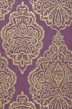 Olivia | Papier peint baroque | Motifs du papier peint | Papier peint des années 70