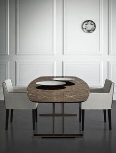 Casamilano Santiago Oval Table