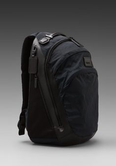 TUMI Virtue Diligence Backpack in Raven - Tumi