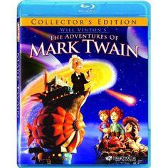 Adventures of Mark Twain [Blu-ray] (Magnolia)