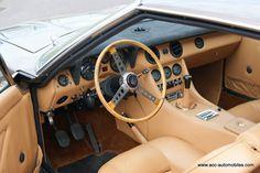 1973 Maserati Indy - 4900 EU Manual - 48600 Km Amazing orig. Condition * Service book ! | Classic Driver Market