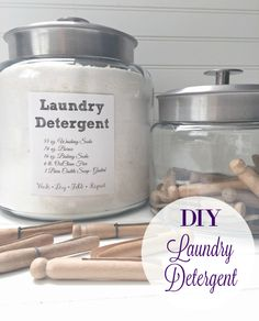 Cleaning Tip Tuesday: DIY Laundry Detergent - Lemons, Lavender, & Laundry
