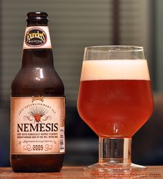 Founders is one of the best craft breweries out there. Give this Founders Nemesis Wheatwine a try (if you can find it).