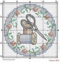 Gallery.ru / Photo # 18 - Crafts (scheme) - Olgakam