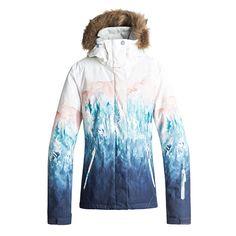 Roxy Women s Ski Se Snow Jacket Roxy Ski Jackets 71425f6aad