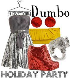 Dumbo by disneybound