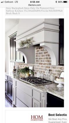 Love this Chef top stove! #RangeHoods