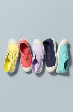 Spring Break Shoes - Canvas Slip-on Sneaker