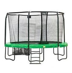 Een trampoline in de tuin!  Kadosuggesties.nl: Leuke en originele kado suggesties!