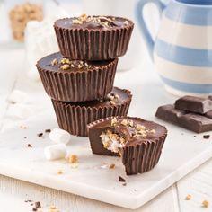 S'mores cups sans cuisson - Recettes - Cuisine et nutrition - Pratico Pratique