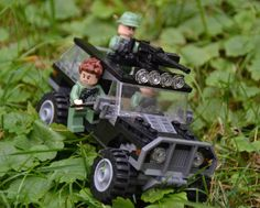 BrickLink MOC Item : Jeep