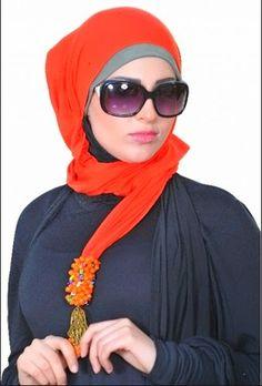 Hijab terbaru 2015 Cap Store, Sunglasses Women, Model, Muslim, Queens, Tips, Fashion, Moda