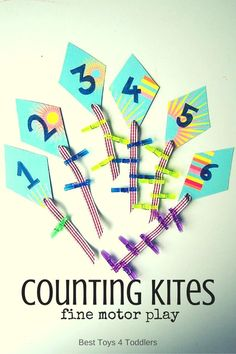 Counting Kites Fine