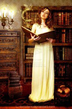 Magic Book by *doredore