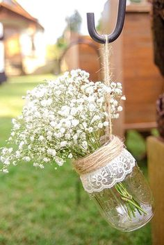 vintage Party Country wedding ceremony decorations and centerpieces