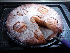 Alsatian apple pie