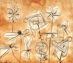 ✔ Various materials & sizes ✔ Custom frames ✔ Convenient payment options ✔ Order Paul Klee wall art now! Wassily Kandinsky, Klimt, Alfons Mucha, Paul Klee Art, Fabric Pictures, Abstract Styles, Natural Forms, Art Lessons, Flower Art