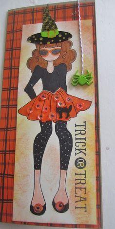 Julie Nutting Stamp Dolls on Pinterest | Prima Doll Stamps ...