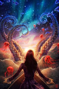 Dream Storm Sea by tincek-marincek.deviantart.com on @deviantART