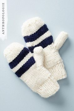 On my Christmas list Outbound Mittens Special Sister Gifts, Best Gift For Sister, Unique Gifts For Sister, Personalised Gifts For Sister, Birthday Gifts For Sister, Striped Mittens, Knit Mittens, Mitten Gloves, Best Gifts Under 50