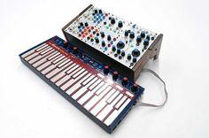 MATRIXSYNTH: NAMM2015 Buchla Mini Systems - LEM4 218 Snoopy & B...