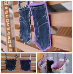 creat.ING[dh]: Was macht man bloß aus den Taschen einer zerschnittenen Jean