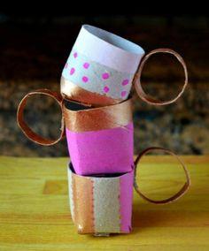 basteln mit klopapierrollen diy ideen deko ideen basteln mit kindern tassen