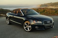 Audi A5 Convertible - Yes please!
