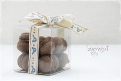 #Macarons #chocolate by Graella de sucre