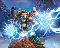#hearthstone #wowtcg #warcraft #chaman #shaman