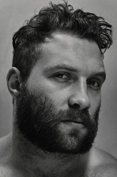 Jai Courtney Goes Shirtless For 'Interview' Magazine - See The Pics Here!: Photo Jai Courtney goes shirtless and shows off his killer body in his cover feature for Interview magazine's June/July 2015 Bald Men, Hairy Men, Bearded Men, Scruffy Men, Moustache, Beard No Mustache, Beard Styles For Men, Hair And Beard Styles, Muscle Bear